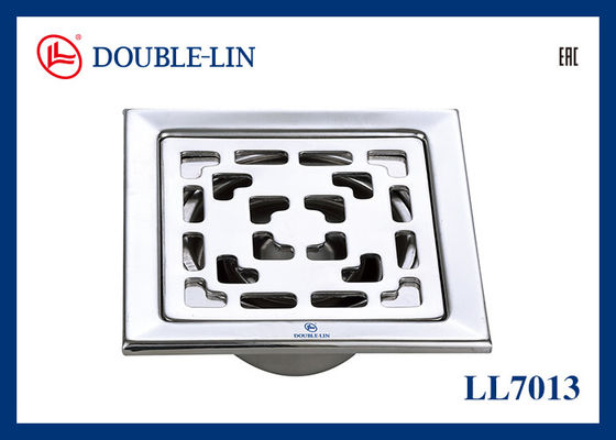 Double Layer Filtration Stainless Steel Floor Drain