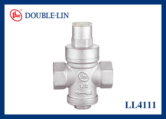 "PN16 Pressure Reducing 3/4"" HVAC Valve"